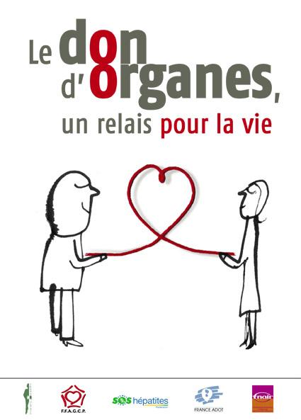 Brochure don d'organes