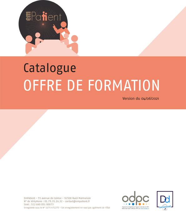 21-06 Catalogue des formations EmPatient-1